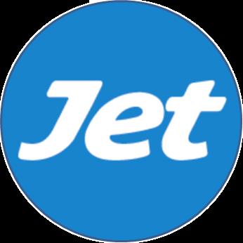 Jet Logo round (1) - MYOB, Reckon, Quickbooks to Xero Conversion